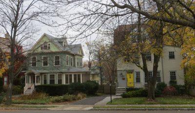 293 North Mountain Avenue (1898) and 295 North Mountain Avenue (1892)