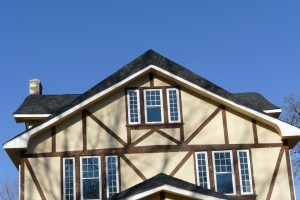 Tudor half timber at 120 Edgemont Road