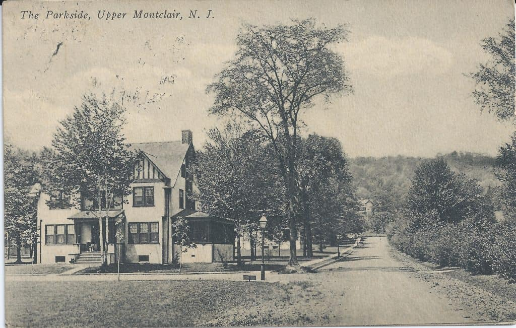 House at 130 Edgemont Road, circa 1910-1913