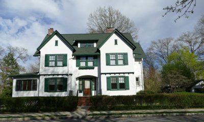 25 Princeton Place – Buzz Aldrin House (1907)