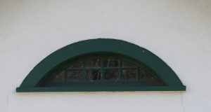 Eyebrow window at 25 Princeton Place